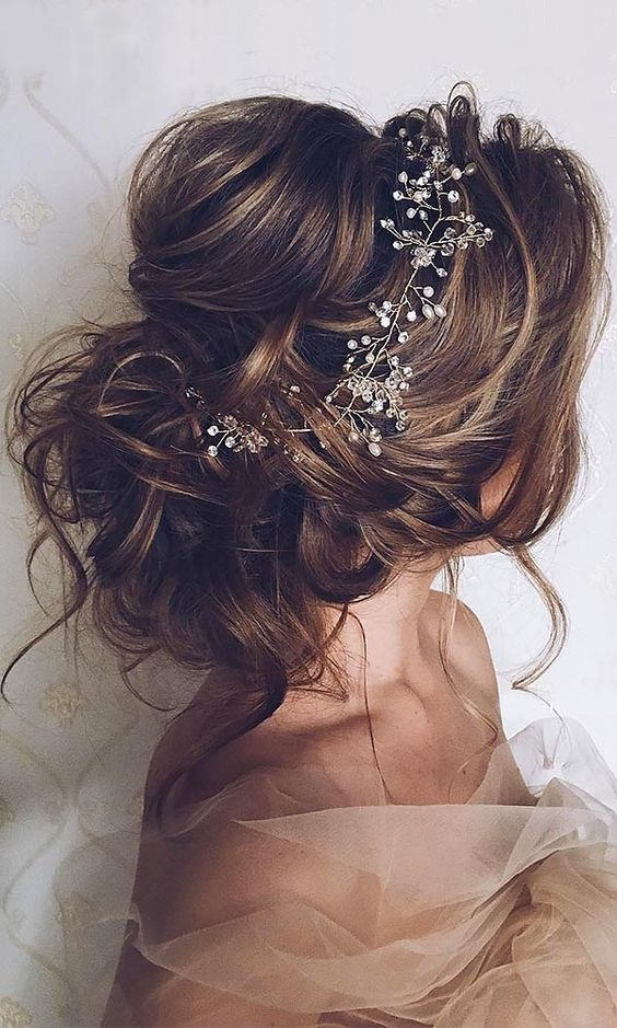 20-glamorous-wedding-updos-for-brides-best-wedding-hairstyles-5 Glamorous Wedding Updos for Brides – Best Wedding Hairstyles