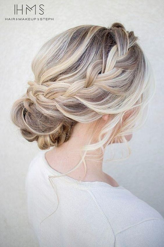 20-glamorous-wedding-updos-for-brides-best-wedding-hairstyles Glamorous Wedding Updos for Brides – Best Wedding Hairstyles