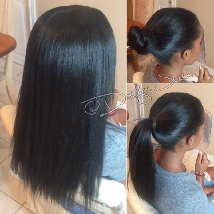 25-alluring-straight-hairstyles-for-2018-short-medium-long-hair-6 Alluring Straight Hairstyles for 2019 (Short, Medium & Long Hair)