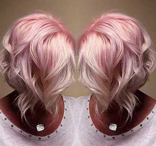 25.Short-Hair-Color-Trend-2016 Nice Short Natural Curly Hairstyles