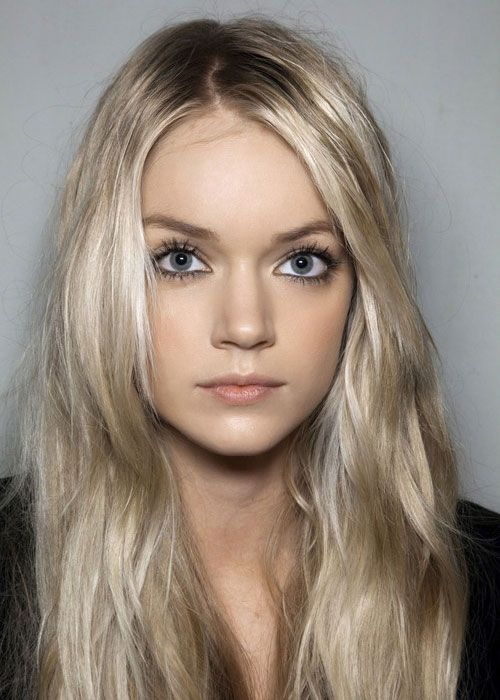 Ash-Blonde-Hair-Color-Idea Most Charming Blonde Hairstyles for 2019