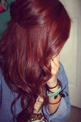 Best-Hairstyles-for-Red-Hair-Delicate-Half-up-Half-down Best Hairstyles for Red Hair 2019