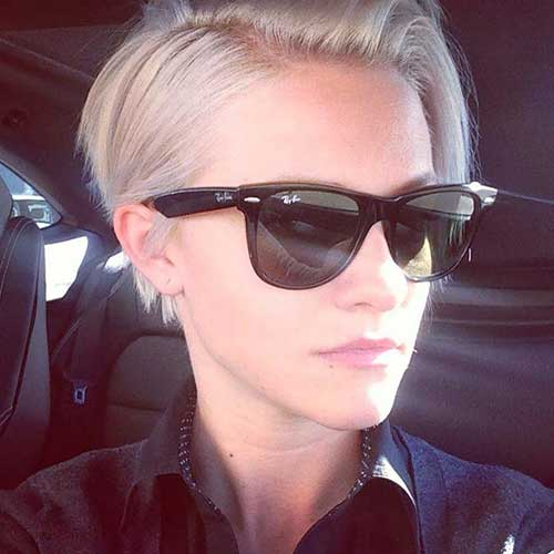 Brittenelle-Fredericks-Hair Latest Short Hairstyles for An Amazing Look