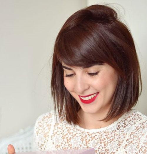 Cute-Haircut Ideas of Cute Easy Hairstyles for Short Hair