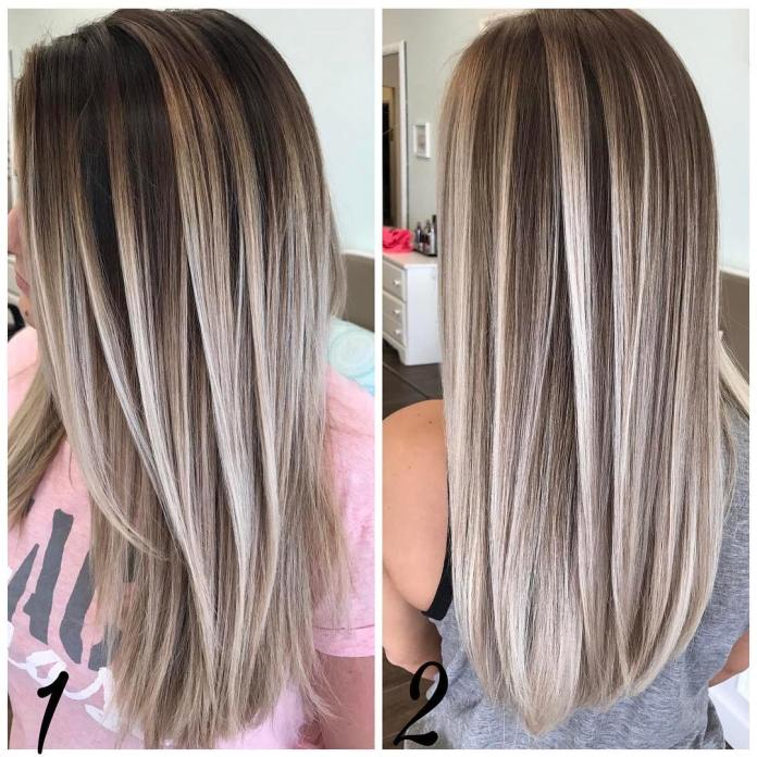 Cute-straight-hairstyle-for-girls Alluring Straight Hairstyles for 2019 (Short, Medium & Long Hair)