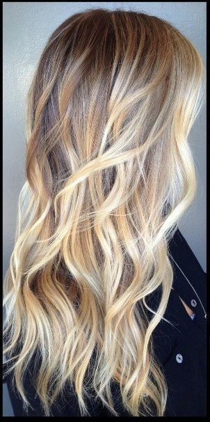Gorgeous-Long-Wavy-Hairstyle Alluring Wavy Hairstyles for 2019