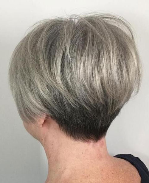 Hair-Style-for-Older-Ladies Bob Haircuts for Older Women Chic Look