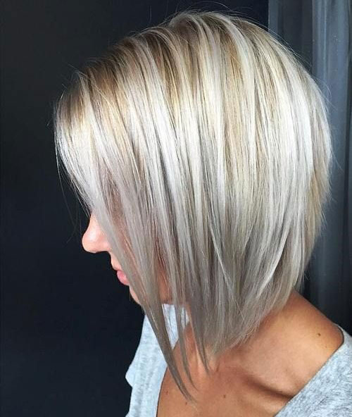 Highlights-and-Lowlights-for-Short-Hair Best Pics of Short Straight Blonde Hair