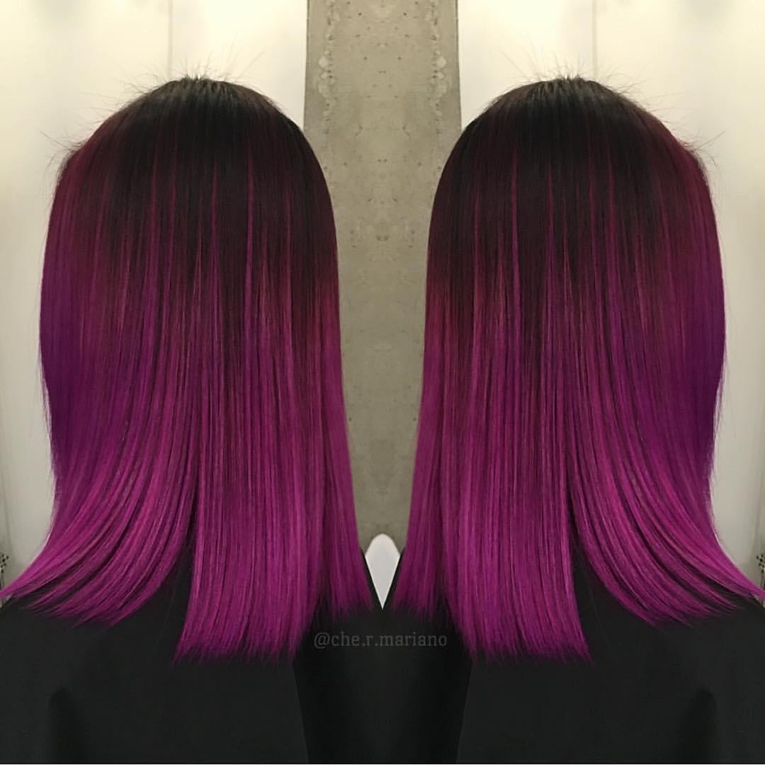 Hottest-Ombre-Hair-Color-Ideas-12 Hottest Ombre Hair Color Ideas for 2019 – (Short, Medium, Long Hair)
