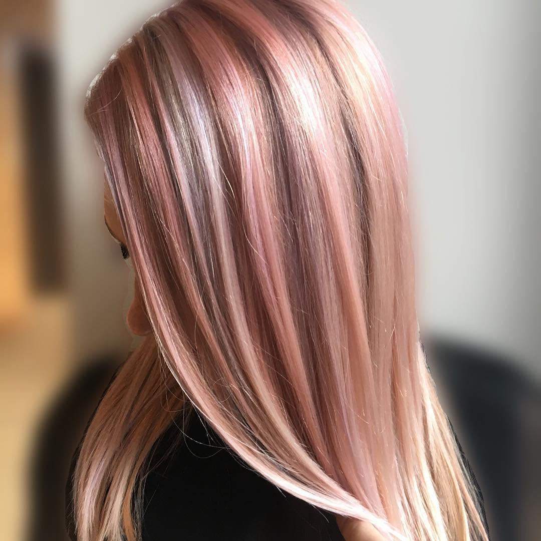 Hottest-Ombre-Hair-Color-Ideas-13 Hottest Ombre Hair Color Ideas for 2019 – (Short, Medium, Long Hair)
