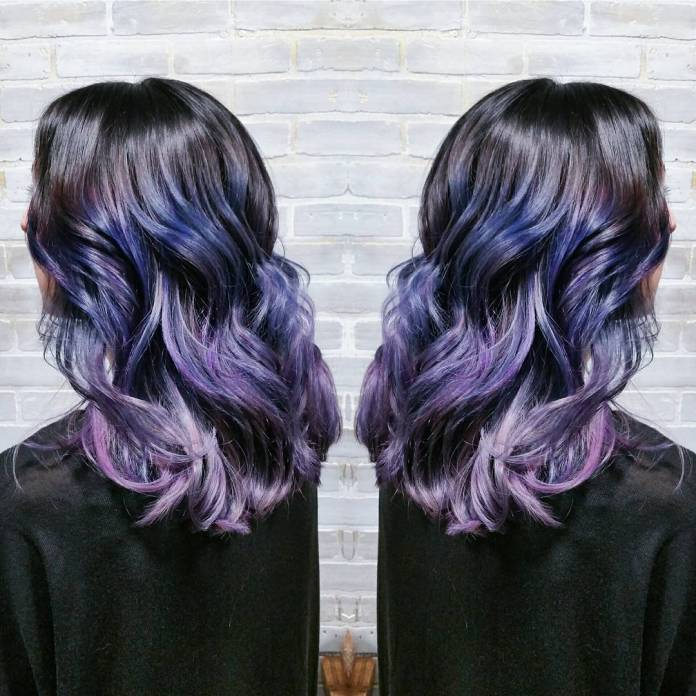 Hottest-Ombre-Hair-Color-Ideas-14 Hottest Ombre Hair Color Ideas for 2019 – (Short, Medium, Long Hair)
