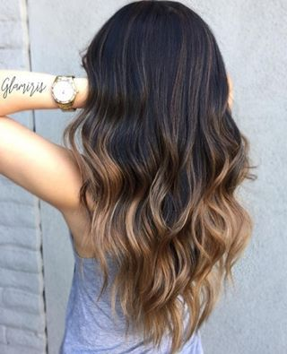 Hottest-Ombre-Hair-Color-Ideas-19 Hottest Ombre Hair Color Ideas for 2019 – (Short, Medium, Long Hair)