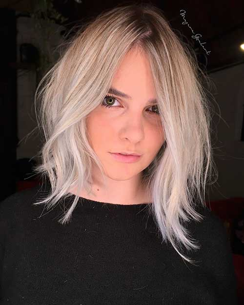 Layered-Hair-1 Cute Easy Hairstyle Ideas for Short Hair