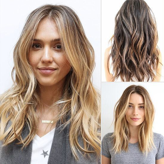 Medium-Wavy-Hairstyle Wonderful Medium Hairstyles for 2019