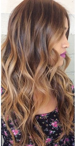 Pretty-Ombre-Hair-Color-Idea Hottest Ombre Hair Color Ideas for 2019 – (Short, Medium, Long Hair)