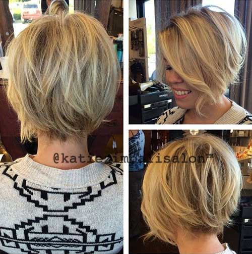 Shaved-Underneath Trendy Short Hairstyles You Should See