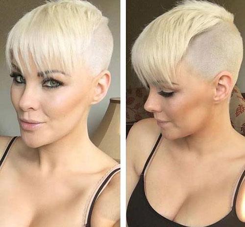 Short-Blonde-Shaved-Hair Best Pics of Short Straight Blonde Hair