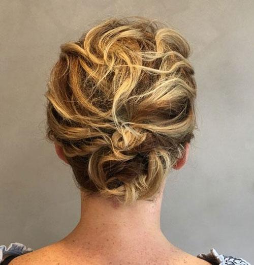 Short-Curly-Pixie-Hair Ideas of Cute Easy Hairstyles for Short Hair