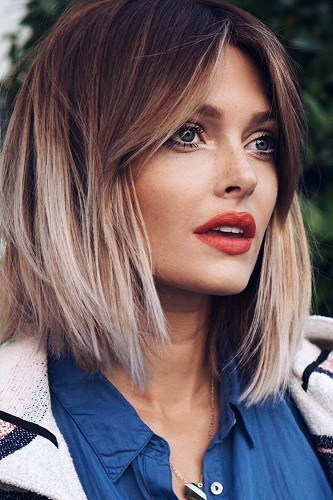 Short-Hairstyles-for-Women-with-Square-Faces-21 Hypnotic Short Hairstyles for Women with Square Faces