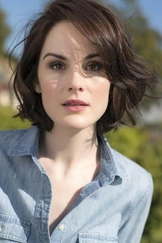 Short-Hairstyles-for-Women-with-Square-Faces-28 Hypnotic Short Hairstyles for Women with Square Faces