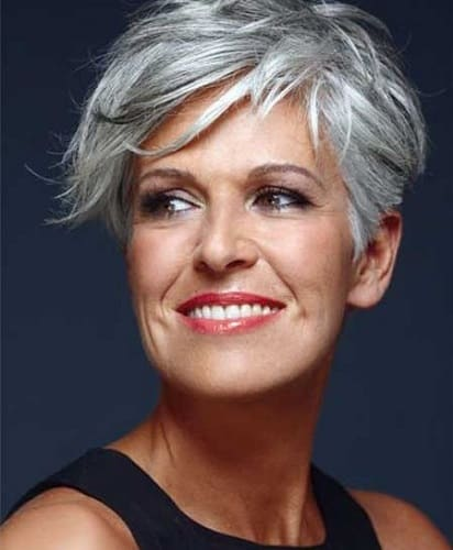 Short-Hairstyles-for-Women-with-Square-Faces-29 Hypnotic Short Hairstyles for Women with Square Faces