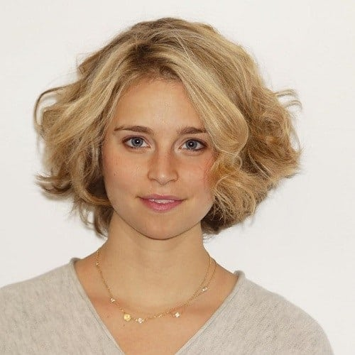 Short-Hairstyles-for-Women-with-Square-Faces-6 Hypnotic Short Hairstyles for Women with Square Faces