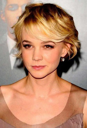 Short-Hairstyles-for-Women-with-Square-Faces-9 Hypnotic Short Hairstyles for Women with Square Faces