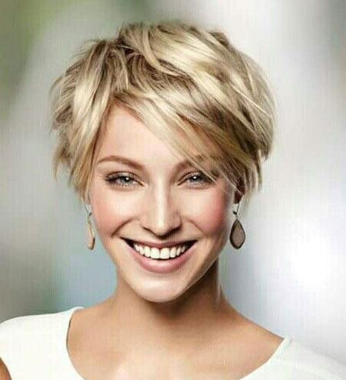 Short-Shaggy-Haircut Best Sassy Pixie Cuts 2019
