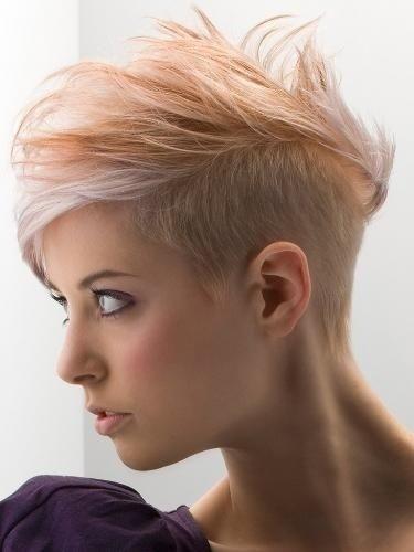 Short-Undercut-for-Thin-Hair Beautiful Hairstyles for Thin Hair 2019
