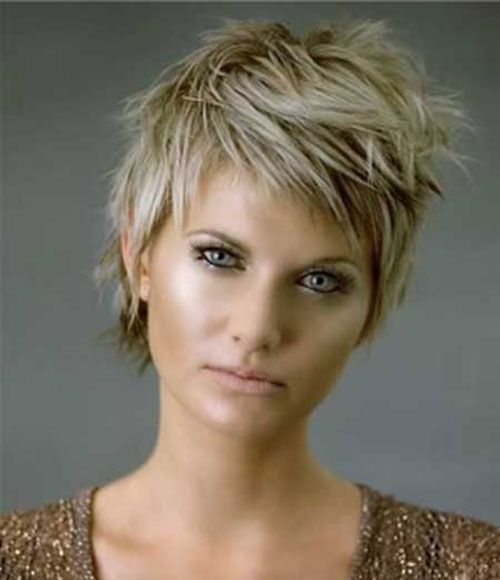 Thick-Hair Best Sassy Pixie Cuts 2019