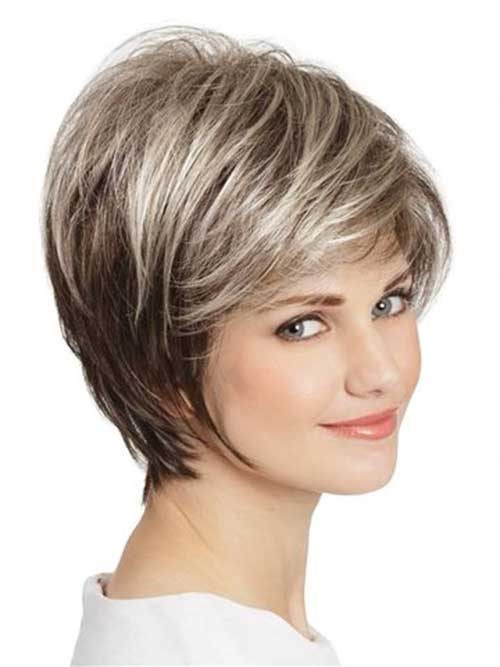cute-and-easy-hairstyles-for-short-hair-3 Cute Easy Hairstyle Ideas for Short Hair