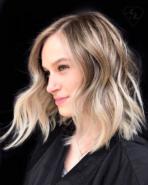 cute-easy-hairstyles-for-short-hair-2-1 Cute Easy Hairstyle Ideas for Short Hair