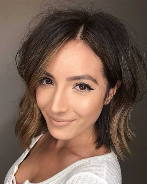 cute-easy-hairstyles-for-short-hair-4 Cute Easy Hairstyle Ideas for Short Hair