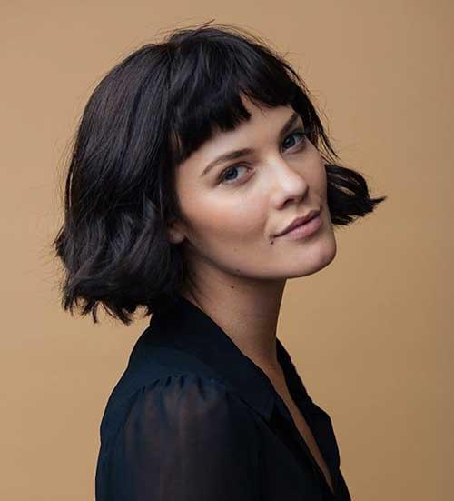 cute-easy-short-haircuts Cute Easy Hairstyle Ideas for Short Hair