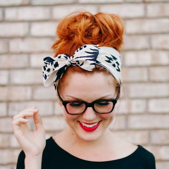 elegant-retro-hairstyles-for-women-vintage-hairstyles-6 Elegant Retro Hairstyles 2019 – Vintage Hairstyles for Women