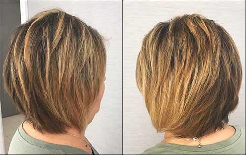 short-hair-back-view-1 Back View Of Short Layered Haircuts