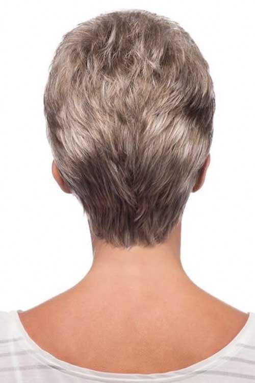 short-layered-bob-back-view Back View Of Short Layered Haircuts