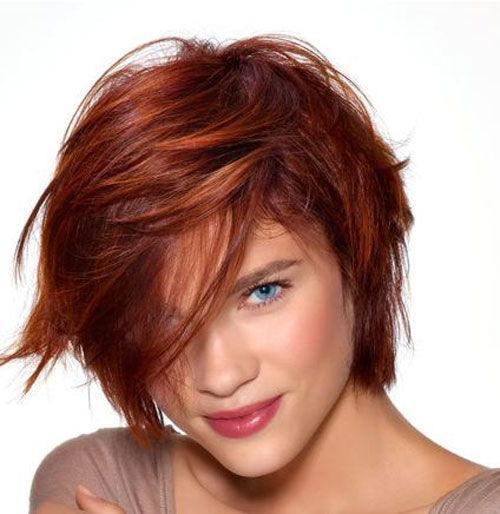 2019-short-hair-color-trends Best Short Hair Color Trends 2019
