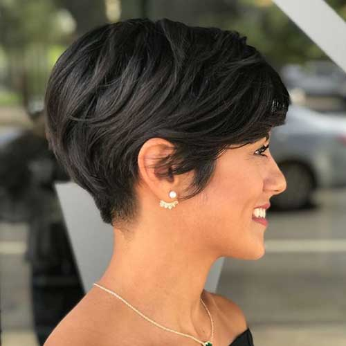 Best-Brown-Pixie-Cut Pixie Hairstyles for the Best View