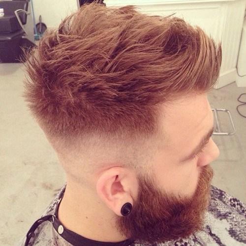 Best-Faux-Hawk-Idea Hottest Faux Hawk Hairstyles for Men