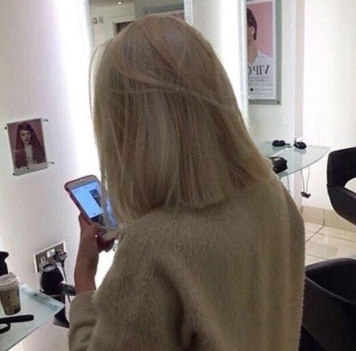Blondebob-Style-Haircut Latest Bob Style Haircuts