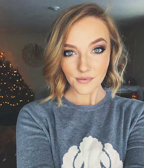 Bob-Hairstyle-Idea Best Short Hairstyle Ideas for Oval Faces
