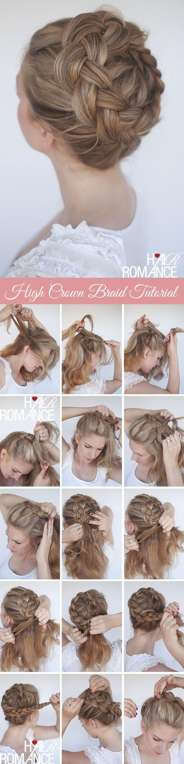 Braided-Hairstyle Hair Tutorials to Style Your Hair