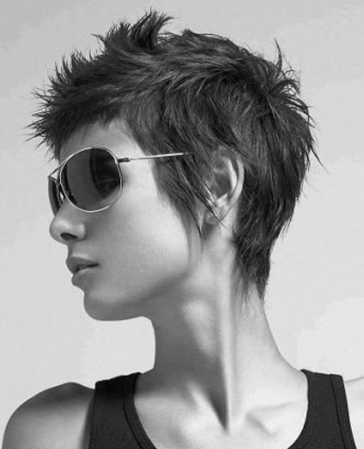 Cool-Short-Pixie-Haircut Chic Short Cuts You Should Not Miss - Short Hair Trends for 2019