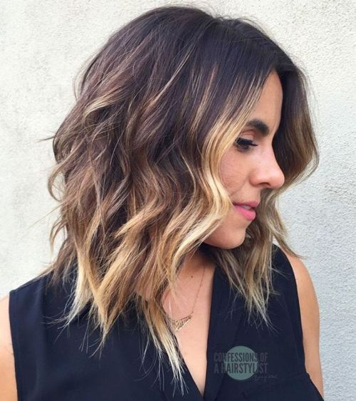 Fashionable-Mid-Length-Hairstyles-1 Fashionable Mid-Length Hairstyles for Fall – Medium Hair Ideas