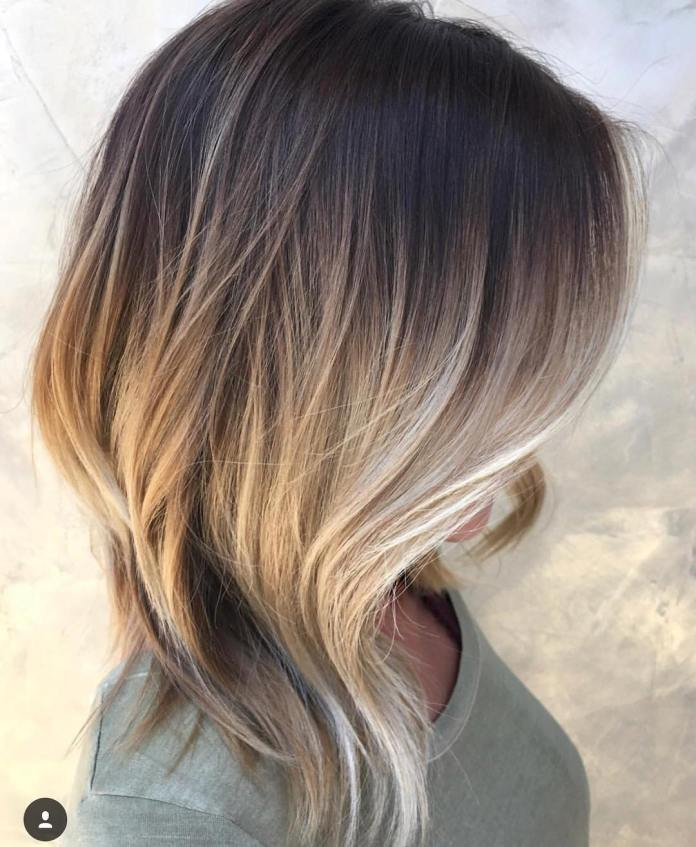 Fashionable-Mid-Length-Hairstyles-8 Fashionable Mid-Length Hairstyles for Fall – Medium Hair Ideas
