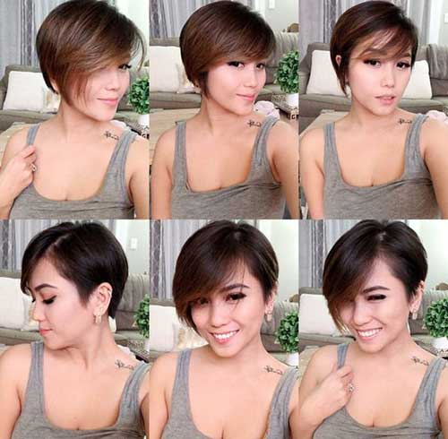 Fine-Hair-Bob Short Formal Hairstyles with Hottest Way