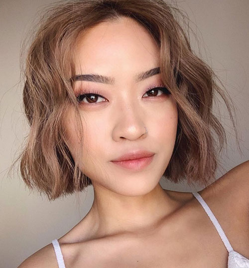 Fine-Wavy-Hair Latest Alternatives About Hairstyles for Short Wavy Hair 2019