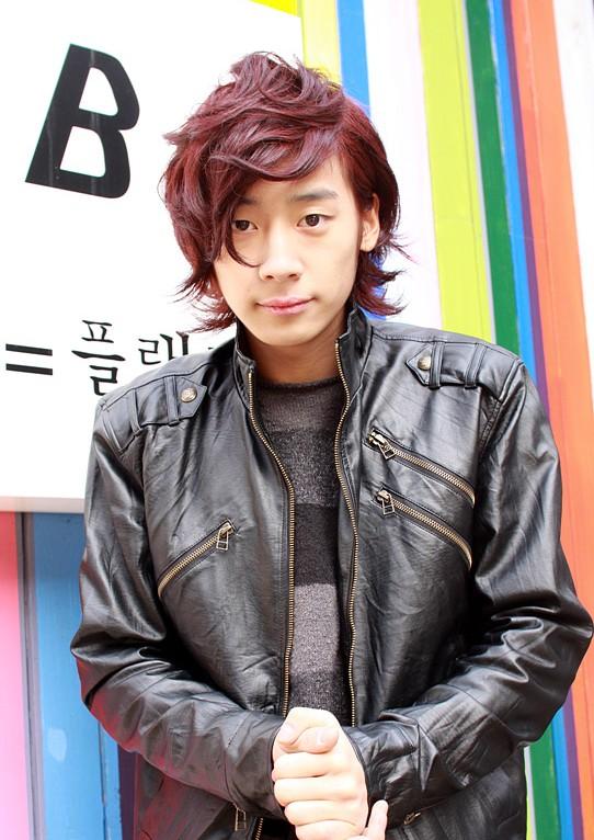 Korean-Hair-Styles-for-Men Cool Korean and Japanese Hairstyles for Asian Guys
