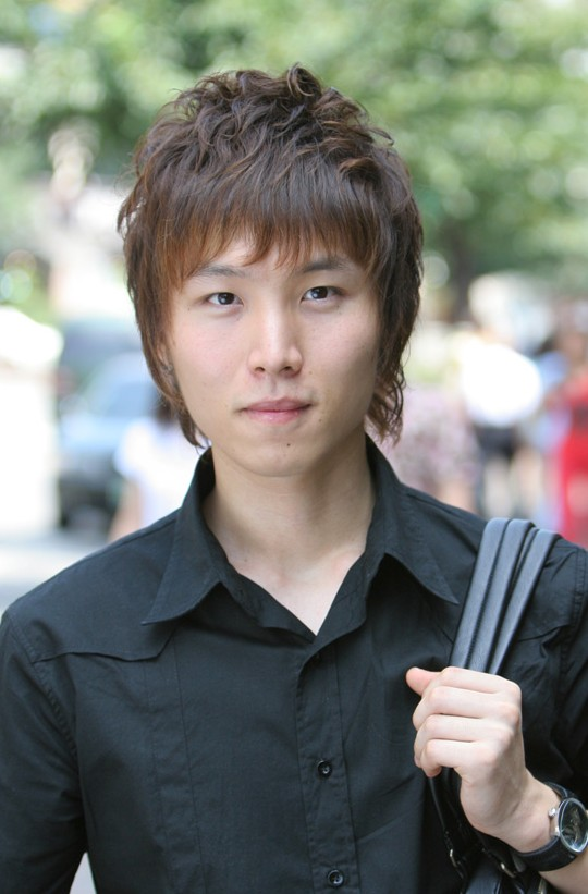 Latest-Korean-Haircuts-for-Men Cool Korean and Japanese Hairstyles for Asian Guys
